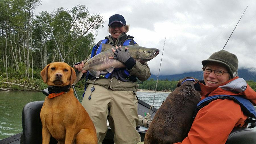 Fishing in BC
